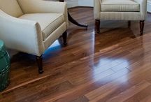 Wood floor colors