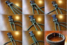 knutselen met touw