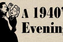 A 1940's evening