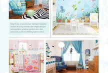NURSERY / Baby nursery room ideas