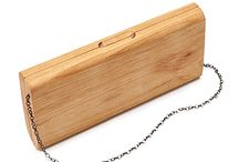 Bamboo & wooden ply bags etc