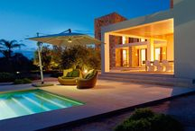 Outdoor furniture / Gardens, terraces or swimming pools deserve to be decored as every other part of the house! Here all the inspiration for outdoor forniture