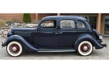 Automobiles Antique/ Vintage
