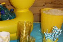 Rubber ducky / Baby shower or 1st birthday party