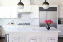 Kitchens / Inspiring kitchen designs