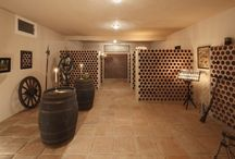 Wonderful Wine Cellars / A collection of pins from www.hacienda-estates.com