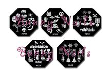 nail stamping plates to look up / by Charity Reardon