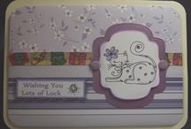 Handcrafted Greetings Card - Good Luck #GoodLuck