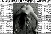Fitness: Work it! / by Tamara-Lynn St-Pierre