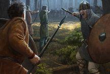 battle medieval