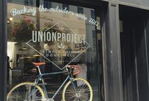 shopkeepin / All thing The Union Project // www.theunionproject.co.uk