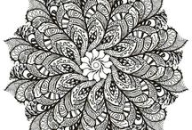 Zany zendoodling fun / Ideas, inspiration and tutorials for doodling