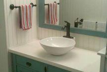 Bathroom ideas / by Judy Phelps