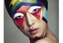 Iris Makeup