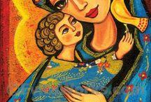 Catholic Folk Art