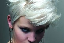 Hair / Fun hairstyles and color