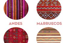 Pattern prints estampados