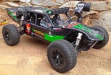 RC Design / Radio Controlled Cars and parts