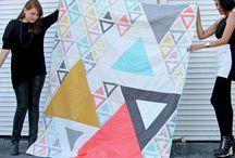 Ideoita kotiin / Quilts