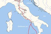 Goethes italienische Reise / Infos und Stationen der italienischen Reise von Goethe