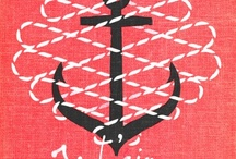 Anchored for life / by Lauren Farr