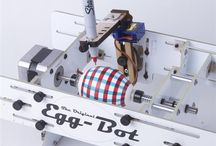 Egg-straordinary Maker Shed Easter! / Have an Egg-straordinary Easter with the EggBot Deluxe! Plus more fun family projects!