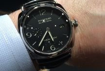 Wrist Shots / Shots of watches we've tried on