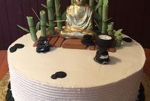 Buddha cakes