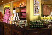 La Confiserie Florian / Bonbons, chocolat, gourmandises, la Confiserie de fleurs redevient tendance !