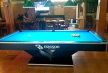 Rasson Pool Tables in Thailand