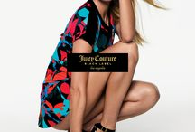 """#SS16 / The Juicy Couture Spring 2016 campaign, """"Destination Juicy"""", features supermodels Behati Prinsloo and Candice Swanepoel.  Shot by renowned photographers, Inez & Vinoodh and styled by fashion industry legend, Carlyne Cerf De Dudzeele, the campaign highlights the new collection's vivid hues and flowing silhouettes.  #DestinationJuicy"""