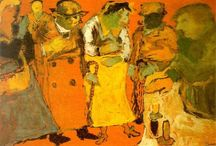 Painting / Contemporary Turkish Painting
