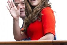The Duchess of Cambridge / The world is captivated by Kate Middleton's unfailingly elegant style. And, The Duchess of Cambridge fashion style is becoming a movement in itself.