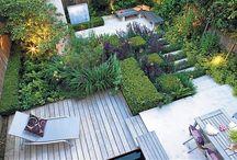 kert és terasz