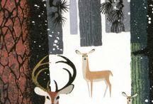 Christmas Card / Inspiration/Reference