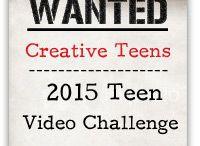Teen Summer Reading 2015