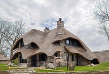 The Thatch House