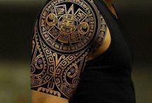 Tattoo / Najwspanialsze tatuaże Leszek Mariański