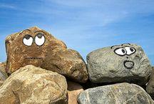 erilaisia kivi-juttuja