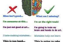 growth mindset in the artroom