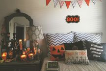 | Fall Bedroom Decor |