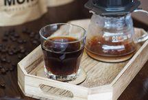 Brewed Coffee / #brewingcoffeemethods