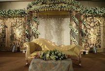Wedding Stages / Lovely wedding stages