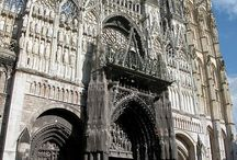 Historic European Architecture / A few hand picked photos from Europe's rich and varied architectural past.