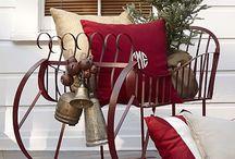 I'll Be Home for Christmas / Holiday inspo. Everything Christmas.