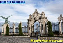 Castle Hill Budapest / amazing places in Budapest, Hungary