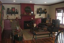 Colonial/Prim / by Kathy Lowry