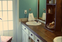 Bathroom Makeover / by Stephanie Townsend
