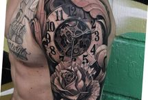 tattoo time clock