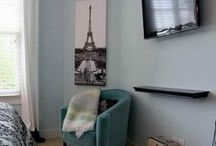 20 Chic Rooms Inspired By Paris / 20 Chic Rooms Inspired By Paris